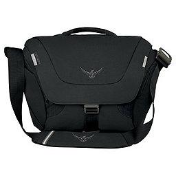 Osprey FlapJack Courier, Black, 256