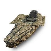 YakGear Ambush Camo Kayak Cover and Hunting Blind 2021, , medium