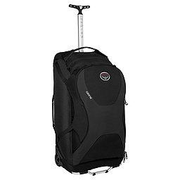 Osprey Ozone Convertible 28 Wheeled Luggage, Black, 256