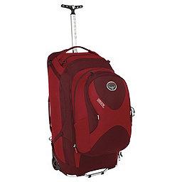 Osprey Ozone Convertible 28 Wheeled Luggage, Hoodoo Red, 256