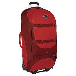 Osprey Shuttle 36 Wheeled Luggage, Diablo Red, 256