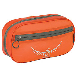Osprey UltraLight Zip Organizer, Poppy Orange, 256
