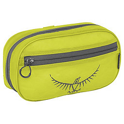 Osprey UltraLight Zip Organizer, Electric Lime, 256