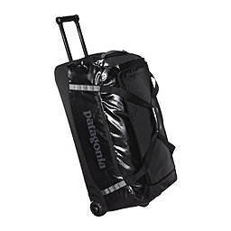 Patagonia Black Hole Wheeled Duffel 120L, Black, 256