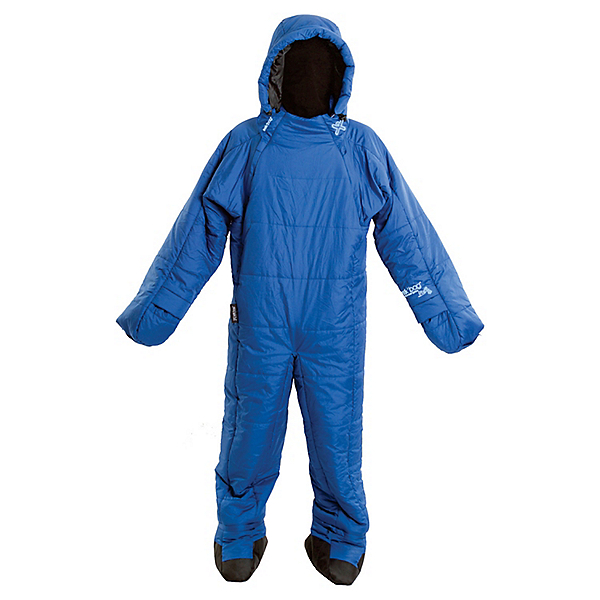 Selk'bag Lite 5G Synthetic Sleeping Bag - SM/Seaport Blue, Seaport Blue, 600