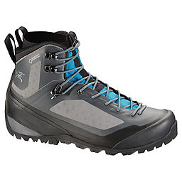Arc'teryx Bora2 Mid Hiking Boot - Womens, Light Graphite-Big Surf, 256