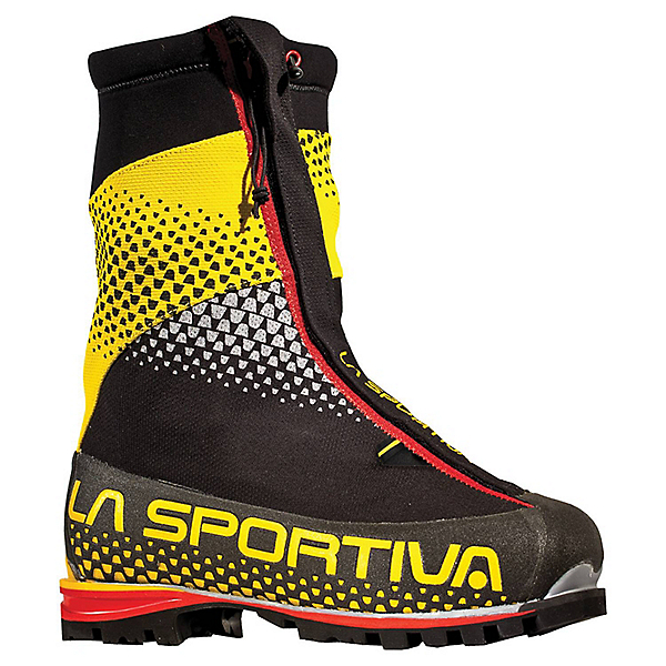 La Sportiva G2 SM - Mens, Black-Yellow, 600