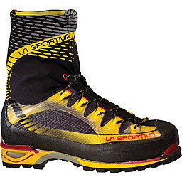 La Sportiva Trango Ice Cube GTX - Mens, Black-Yellow, 256