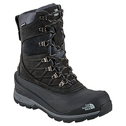 The North Face Chilkat 400 - Mens, TNF Black-Dark Shadow Grey, 256
