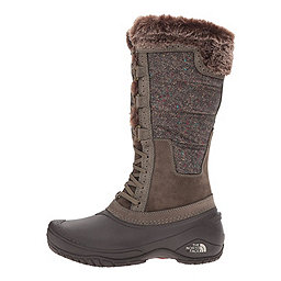 The North Face Shellista II Tall - Womens, Weimaraner Brown-Dove Grey, 256