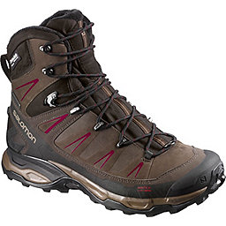 Salomon X Ultra Winter CS WP Wms - Women's, Absolute Brn-Brn Blk-Bordeaux, 256