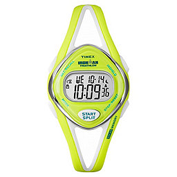 Timex Ironman Sleek 50 Lap, Bold Lime, 256