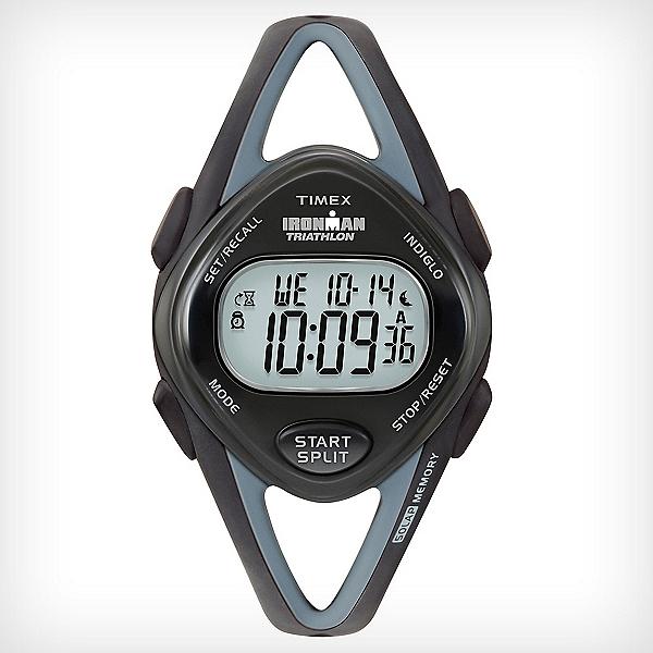 Timex Ironman Sleek 50 Lap - Black Resin, Black Resin, 600