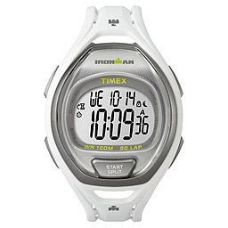 Timex Ironman Sleek 50 Lap, Full White, 256
