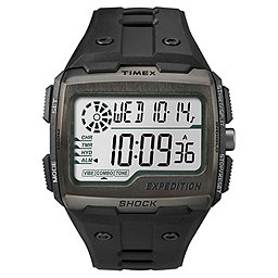 Timex Expedition Grid Shock, Black, 256