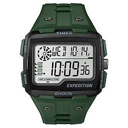 Timex Expedition Grid Shock, Green, 256