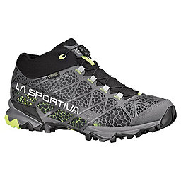 La Sportiva Synthesis Mid GTX, Grey-Green, 256