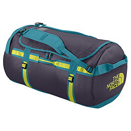 The North Face Base Camp Duffel, Dark Eggplant-Enamel Blue, 256