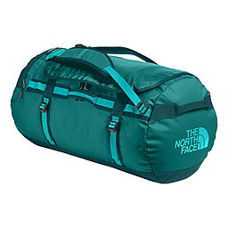 The North Face Base Camp Duffel, Harbor Blue-Atlantic Deep Blue, 256