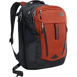 The North Face Surge, Ketchup Red-Asphalt Grey, 256