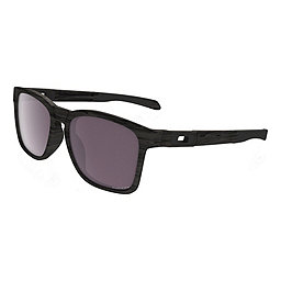 Oakley Catalyst Sunglasses, Woodgrain w-Prizm Daily Polar, 256
