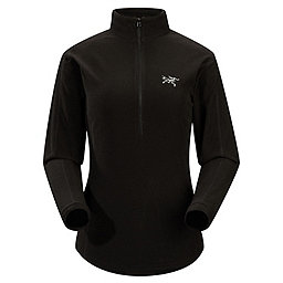 Arc'teryx Delta LT Zip - women's, Black, 256