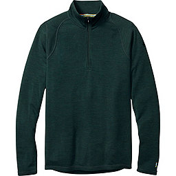 Smartwool NTS Mid 250 Zip T - Men's, Lochness Heather, 256