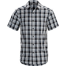 Arcteryx Brohm Short Sleeve Shirt - Men's, Pilot, 256