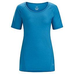 Arc'teryx Lana Short Sleeve - Women's, Antilles Blue, 256