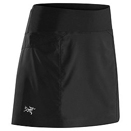 Arc'teryx Lyra Skort - Women's, Black, 256