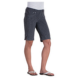 Kuhl Mova Short 11 in - Women's, Dark Heather, 256
