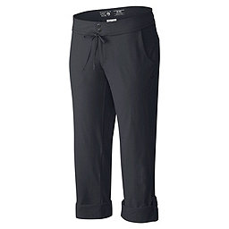 Mountain Hardwear Yuma Pant - Women's, Black, 256