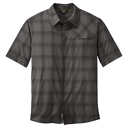 Outdoor Research Astroman S/S Shirt - Men's, Pewter-Charcoal, 256