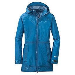 Outdoor Research Helium Traveler Jacket - Women's, Cornflower, 256