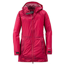 Outdoor Research Helium Traveler Jacket - Women's, Scarlet, 256