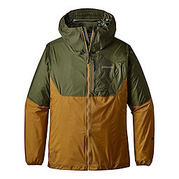 Patagonia Alpine Houdini Jacket - Men's, Buffalo Green, 256