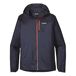 Patagonia Houdini Jacket - Men's, Navy Blue-Paintbrush Red, 256