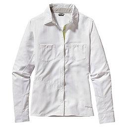 Patagonia L/S Sol Patrol Shirt - Women's, White, 256