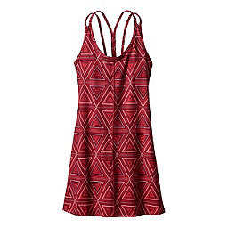 Patagonia Latticeback Dress - Women's, Little Bermuda: Craft Pink, 256