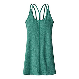 Patagonia Latticeback Dress - Women's, Gem Green, 256