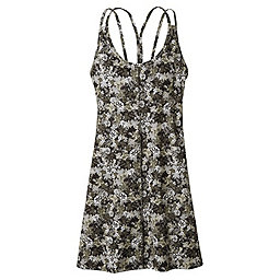 Patagonia Latticeback Dress - Women's, Neo Tropic Petite-Feather Grey, 256