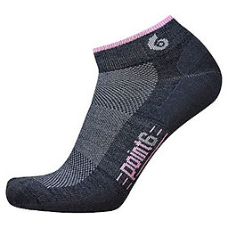 Point6 Running, Ultra Light, Mini, Gray-Pink, 256