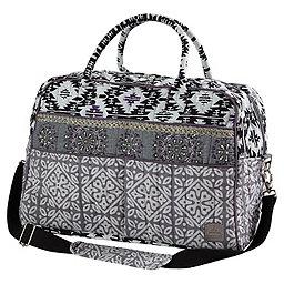 prAna Bhakti Weekender Bag, Silver, 256