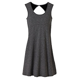 prAna Calico Dress, Black, 256