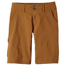 prAna Halle Short, Dark Ginger, 256