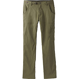 prAna Stretch Zion 34in - Men's, Cargo Green, 256