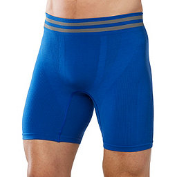 Smartwool Seamless Boxer Brief - Men's, Bright Blue, 256
