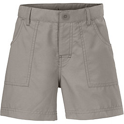 The North Face Argali Hike/Water Short - Girls', Pache Grey-Pache Grey, 256