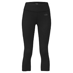 The North Face Motivation Crop Legging - Women's, TNF Black, 256