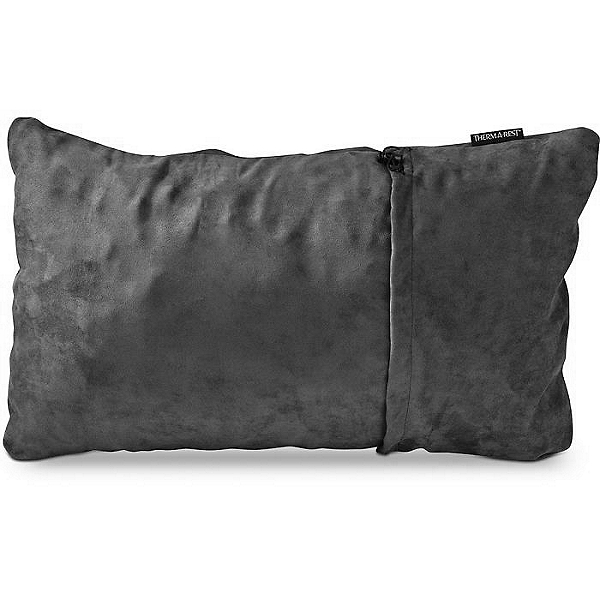 Therm-a-Rest Compressible Pillow - Medium Gray - M, Gray, 600